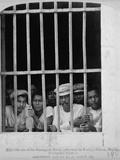 Officers of the Philippines Insurgent Army in Postigo Prison, Manila, 1901 Prints