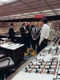 Jimmy Carter Visits the Three Mile Island Nuclear Plant after the Meltdown, 1979 Posters