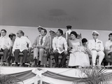 Philippines' Clark Air Force Base Turnover Ceremonies on Mar. 14, 1979 Print