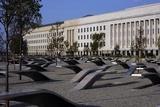 Pentagon Memorial Honoring the 184 People Killed in the 9/11 Terrorist Attacks Posters
