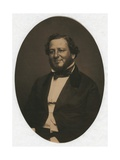 Judah Benjamin Was the First Professing Jew Elected to the U.S. Senate in 1852 Posters