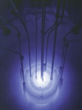 Blue Glow of Nuclear Reactors Core, Ca. 1990 Posters