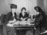 Feminists Dora Lewis Lawrence, Pauline Floyd, and Alice Paul, 1910s Photo