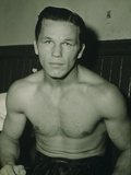 Tony Zale Two-Time World Middleweight Champion, 1941 Photo