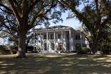 1855 Greek Revival Bragg-Mitchell Mansion Near Montgomery, Alabama, 2010 Photo