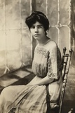 Alice Paul, American Suffragette and Author of an Equal Rights Amendment, 1910s Photo