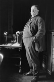 William Howard Taft Weighed over 300 Pounds When He Was President, Ca. 1910 Posters
