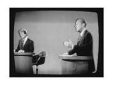 1st Presidential Debate Between Pres. Gerald Ford and Jimmy Carter, Sept. 23, 1976 Prints