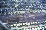 Aerial View of Clean Up Operations Along Love Canal, Ca. 1979 Prints