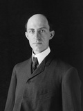 Wilbur Wright 1867-1912 at Age 38 in 1905 Poster