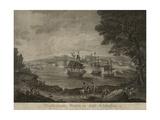 Captain Thomas Macdonough's Victory over British on Lake Champlain, Sept. 17, 1814 Prints