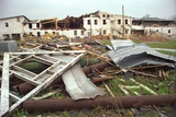 Damage from Hurricane Andrew Which His Florida with Category 5 Strength, Aug. 1992 Posters
