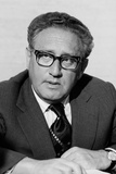 Henry Kissinger as Secretary of State in the Gerald Ford Administration. March 3 1976 Photo