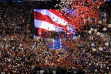 Balloons Drop at Republican National Convention, in St. Paul, Sept. 1-4, 2008 Prints
