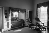 Monticello, Thomas Jefferson's Plantation Home, Master Bedroom and Study, 1978 Prints