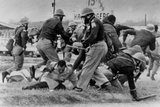 SNCC Leader John Lewis Clubbed by Alabama State Trooper in Selma, March 7, 1965 Photo