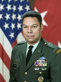 Major General Colin L. Powell, Nov. 21, 1984 Photo