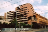 Yugoslavian Army General Headquarters Damaged During Nato Bombing in 1999 Prints
