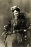 Clara Barton in Retirement from Leadership the American Red Cross, Ca. 1906 Posters