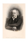 John Adams 1735-1826 in His Later Years Prints