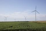 Wind Turbines in Rural Missouri Farm Fields. Image by Carol M. Highsmith, 2009 Photo
