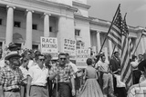 Segregationist Rally in Little Rock, Arkansas, Aug. 1959 Posters