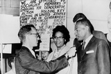 James Meredith Talks with Reporter During Integration of University of Mississippi, 1962 Prints