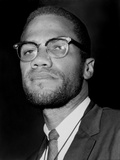 Portrait of Malcolm X, 1964-65 Photo