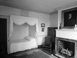 Monticello, Thomas Jefferson's Plantation Home, Northeast Bedroom, 1978 Prints