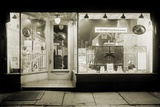 Graham's Shop in NYC Is Dominated by the Victor Brand, and the Trademark Dog, 1920 Photo
