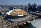 Roof of the New Orleans Superdome Was Damaged by Hurricane Katrina, Sept. 2005 Posters