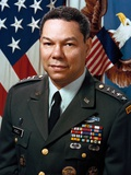 General Colin L. Powell, Nov. 6, 1989 Photographic Print