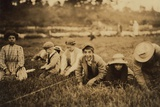 Syrian-Lebanese American Children Working as Cranberry Pickers in Sept. 1911 Photo