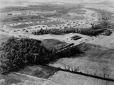 Jersey Homesteads, Planned Community Created by New Deal Programs, 1937 Photo