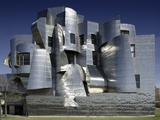Frederick R. Weisman Art Museum Designed by Frank Gehry Opened in 1993 Photo