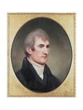 Meriwether Lewis 1774-1809 . Portrait by Charles Wilson Peale Posters
