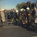 US Marshals Remove an Anti-Vietnam War Protester at the Pentagon, Oct, 22, 1967 Photo