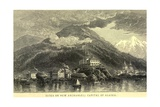 Sitka Was the Capital of Alaska When it Was Purchased from the Russians 1867 Posters
