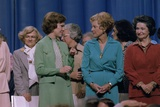 First Ladies Rosalynn Carter, Betty Ford and Ladybird Johnson at Women Conference Posters