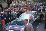 Pres. Johnson's Limo Attacked by Anti-Vietnam War Protesters in Melbourne, Oct. 21, 1966 Prints