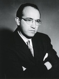 Jonas E. Salk (1914-1995), American Developer of the First Polio Vaccine, Ca. 1955 Posters