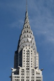 Chrysler Building Built in 1930 Is a Masterpiece of Art Deco Design Posters