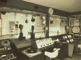 Television Studio at the Annenberg School of Communications, Philadelphia, 1963 Prints