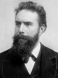 Wilhelm Roentgen Received the Nobel Prize for Physics for the Discovery of X-Rays Photo