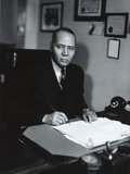 Charles Houston, Legal Scholar, Who Designed NAACP's Integration Strategy, 1939 Photo