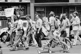 Gay Rights Demonstration at the Democratic National Convention, NYC, July 11, 1976 Photo