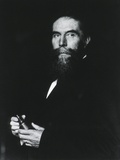 Wilhelm Roentgen German Physicist, Holding a Cathode-Ray Tube, 1890s Posters