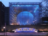 Rose Center for Earth and Space at the American Museum of Natural History, 2007 Photographic Print