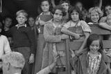 School Children in Town of Red House, West Virginia, Oct. 1935 by Ben Shahn Prints