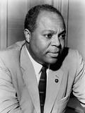 James Farmer, Civil Rights Leader in 1963 Photo